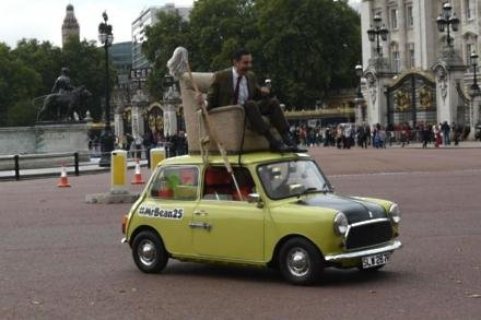Mr. Bean in London