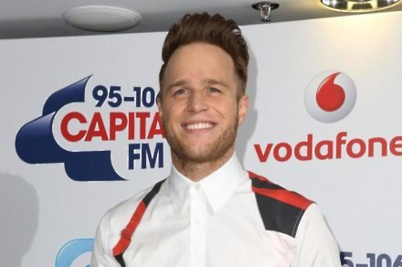 Olly Murs at Capital FM's Summertime Ball