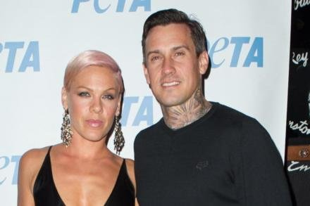 Pink with Carey Hart