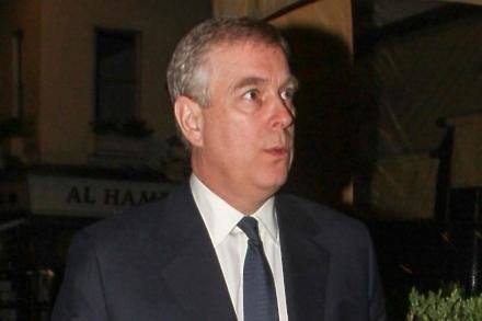 Prince Andrew Duke of York