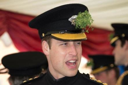 Britain's Prince William
