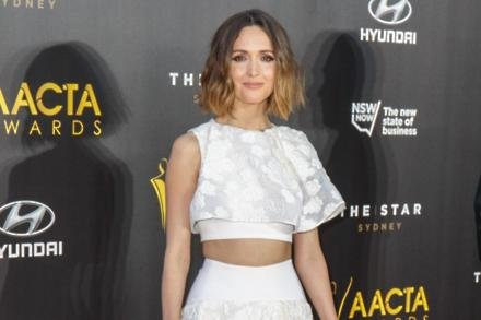 Rose Byrne at the AACTA Awards