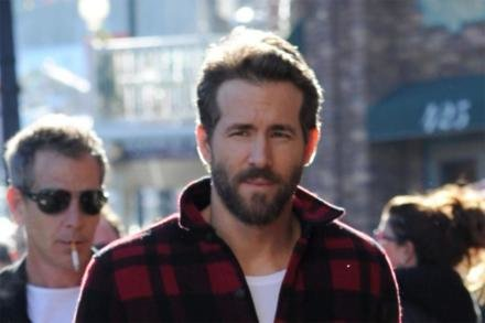 Ryan Reynolds at Sundance