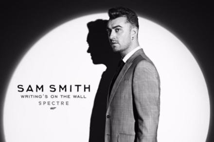 Sam Smith's Bond single drops Sept 25
