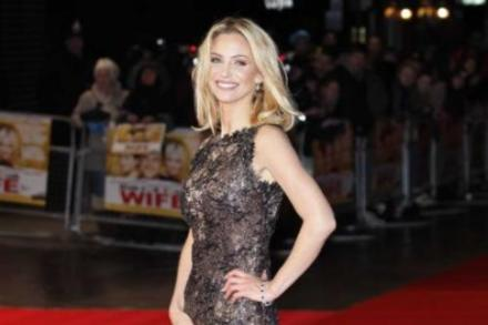 Sarah Harding at Run For Your Wife Premiere