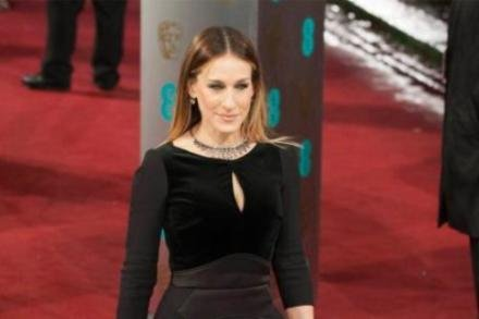 Sarah Jessica Parker at the BAFTAs
