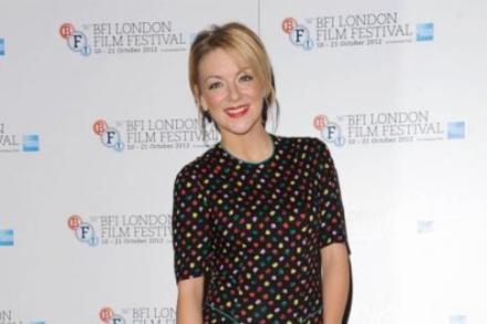 Sheridan Smith at the London Film Festival
