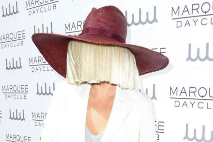 Sia kept track for herself