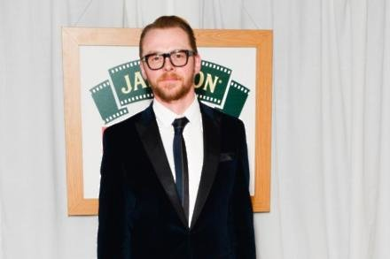 Simon Pegg (John Furniss/Corbis)