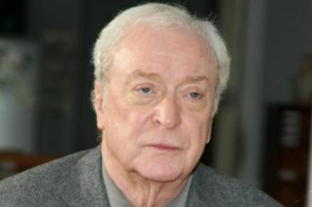 Michael Caine warned about the riots