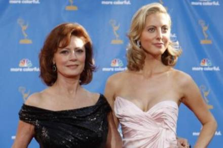 Susan Sarandon with daughter Eva Amurri