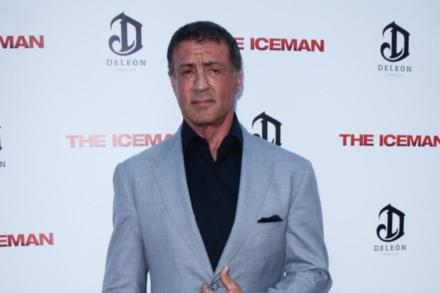 Creed star Sylvester Stallone