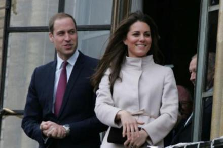 The Duke and Duchess of Cambridge would be hit by the charge