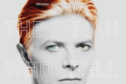 The Man Who Fell to Earth LP