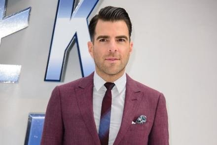 Zachary Quinto at Star Trek Beyond premiere