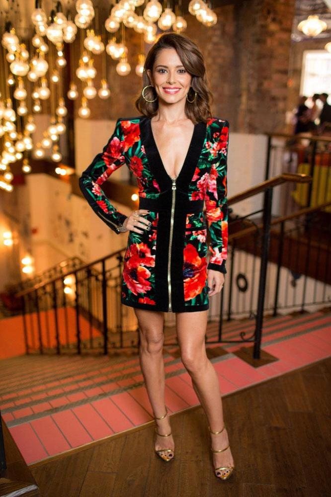 Cheryl Fernandez-Versini at the 'X Factor' launch