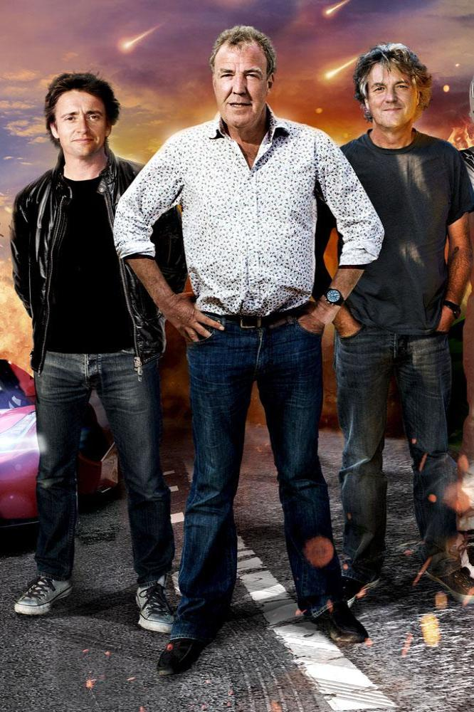 jeremy clarkson james may and richard hammond sign with amazon prime. Black Bedroom Furniture Sets. Home Design Ideas