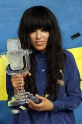 Eurovision winner Loreen