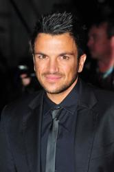 Peter Andre is a fan of using fake tan