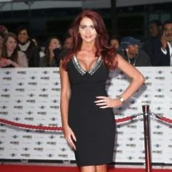 Amy Childs at the MOBO Awards