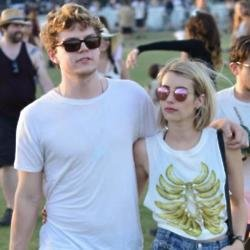 Emma Roberts and Evan Peters are back together