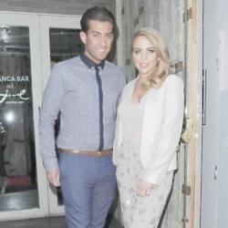 Lydia Bright and James 'Arg' Argent