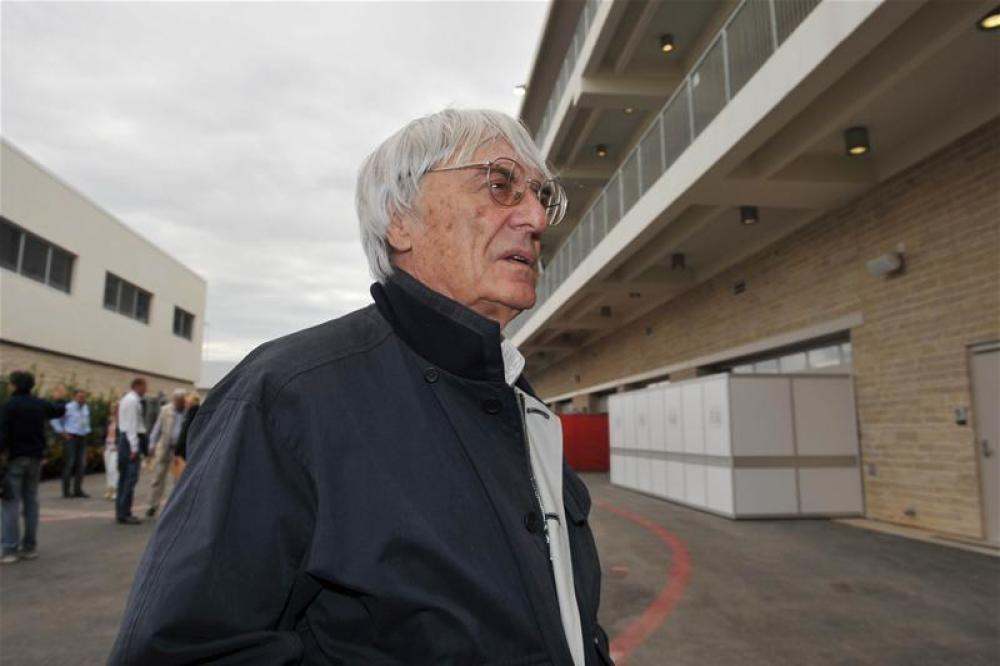 Ecclestone - Changes can be made
