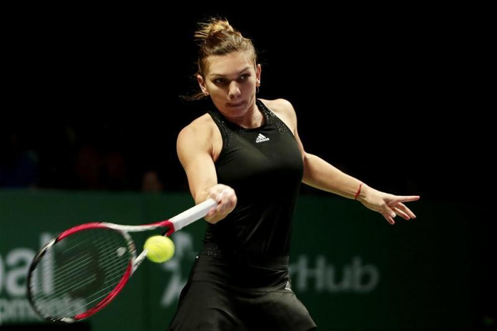 Halep reveals injury issue