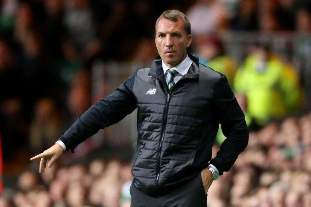 Scotland's failures no issue for Rodgers