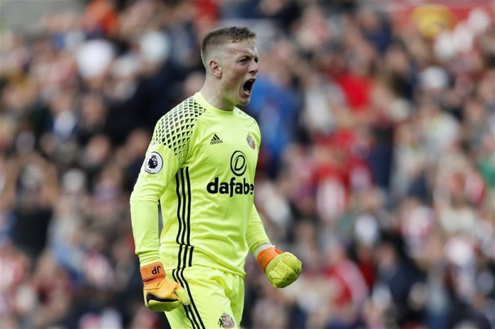 Pickford welcomes England call