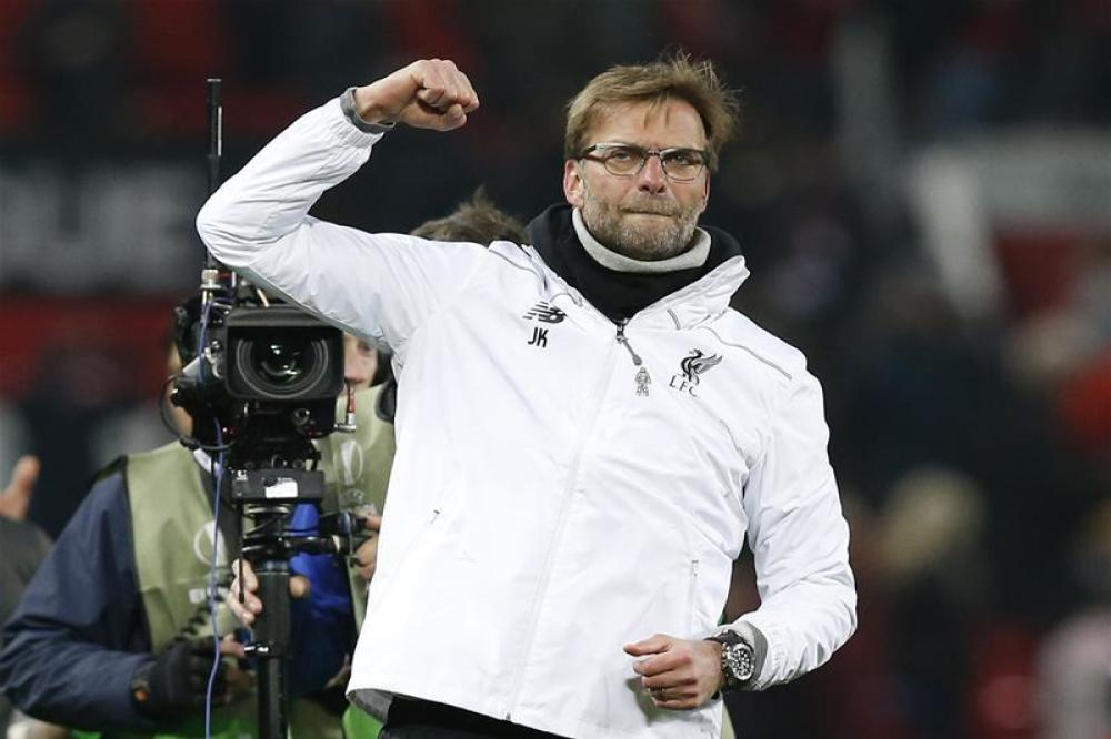 Klopp hails clinical Reds