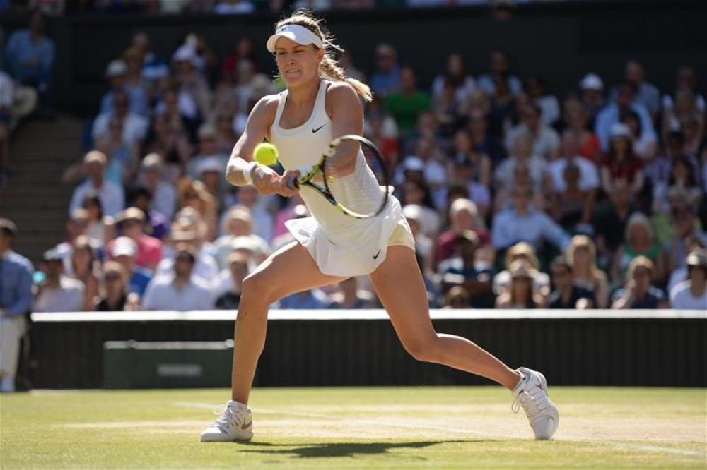 Bouchard still has 'love' for tennis