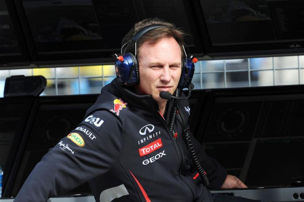 Horner has Ferrari in his sights