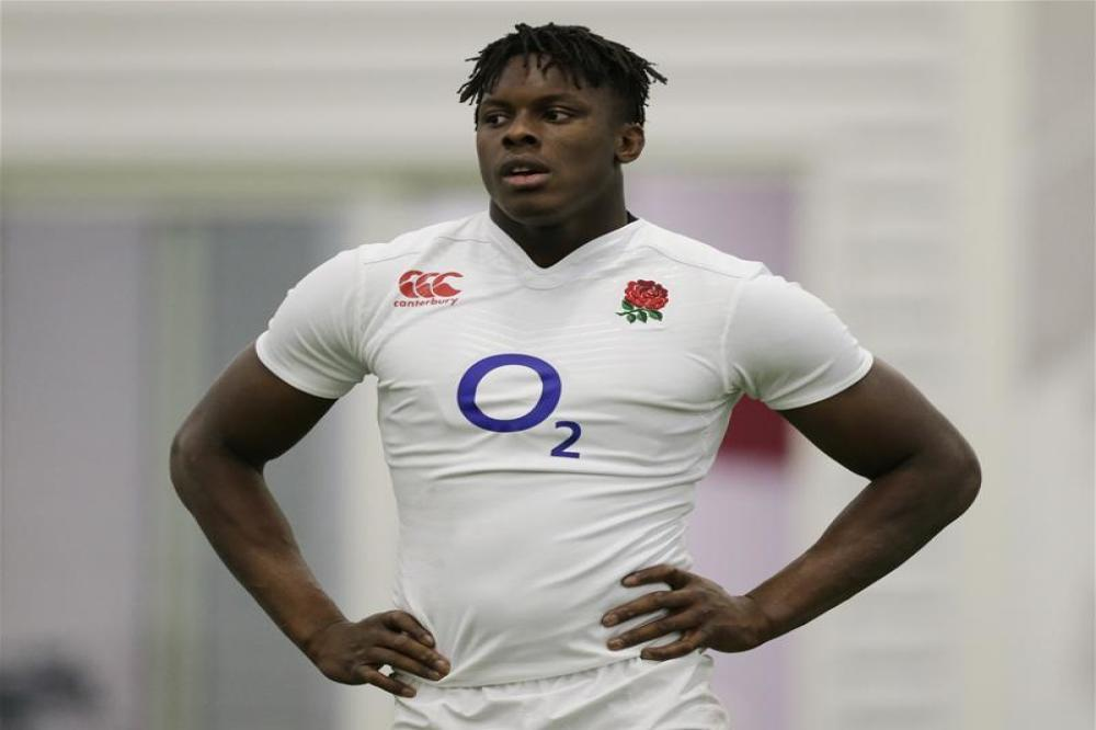 Itoje undergoes jaw surgery