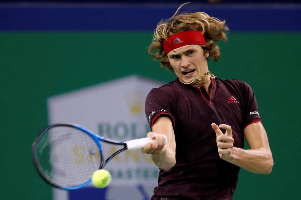 Zverev targeting big tournaments