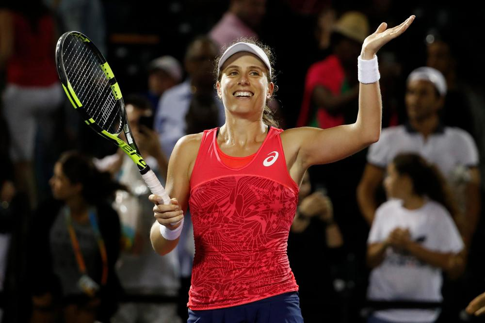 Konta eager to kick on in 2018
