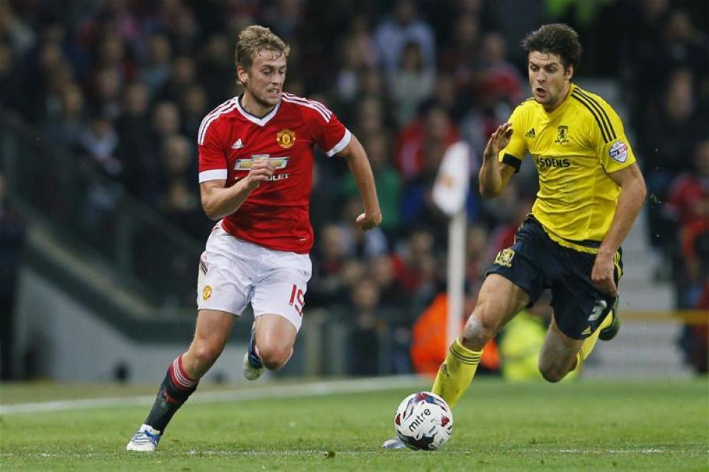 United youngster suffers serious knee injury