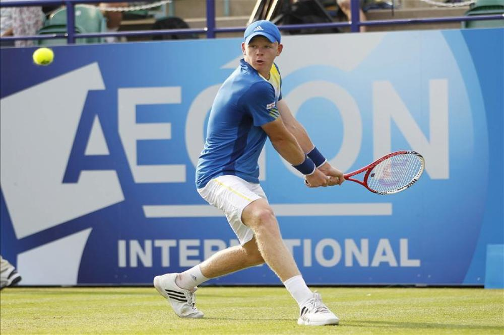Edmund on course for Murray showdown
