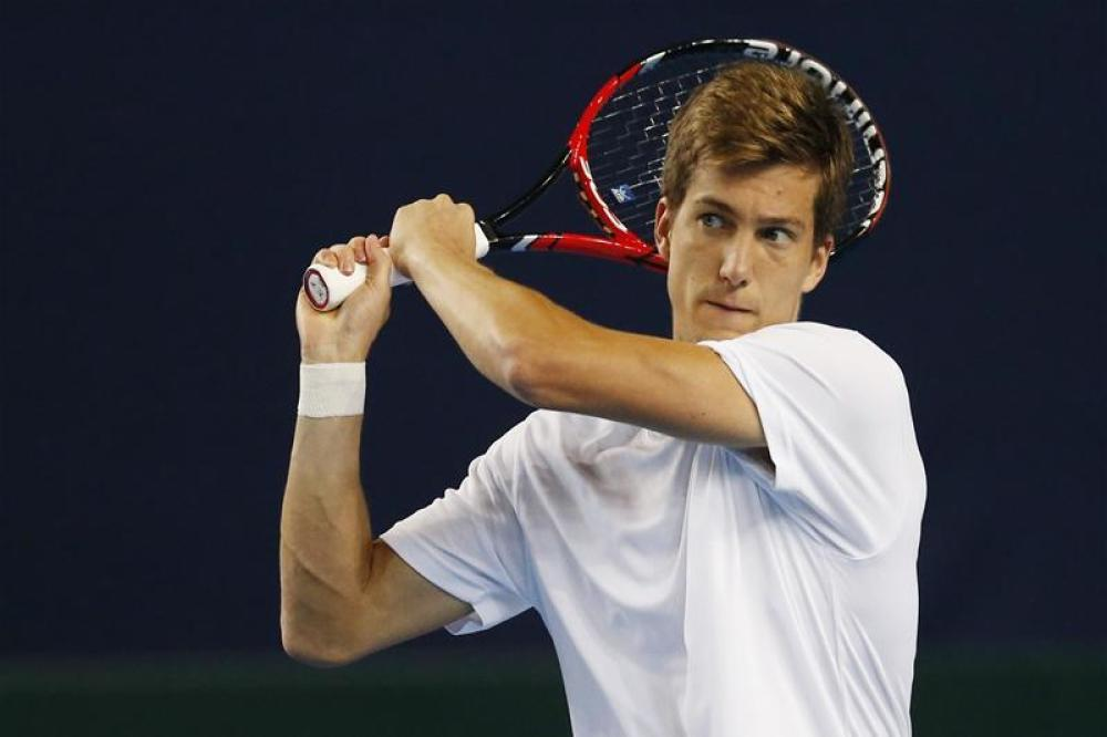 Bedene switches back to Slovenia