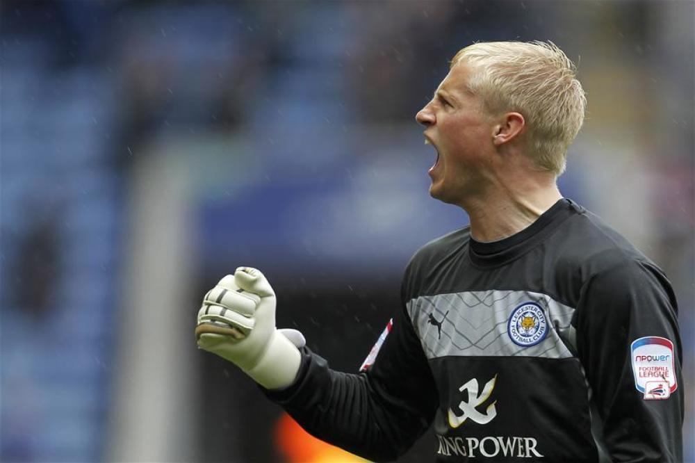 Schmeichel has international target