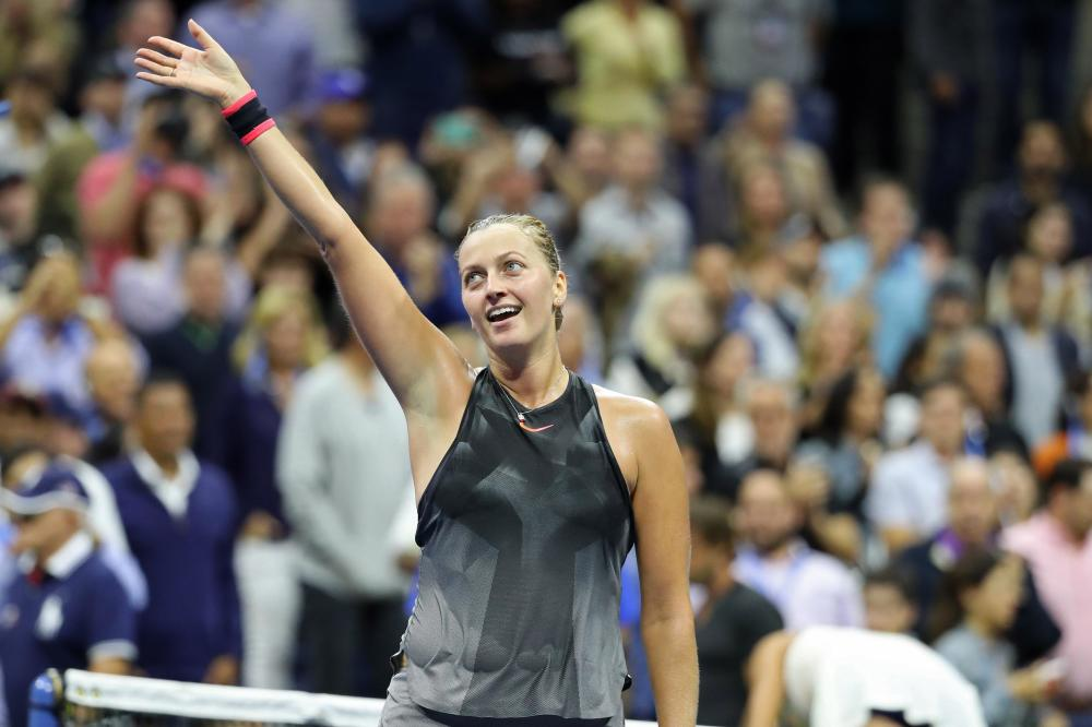 Kvitova excited for the future