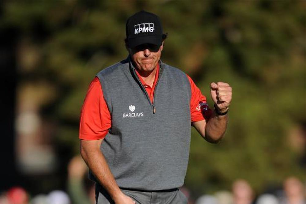 Mickelson hoping for fast start in Napa