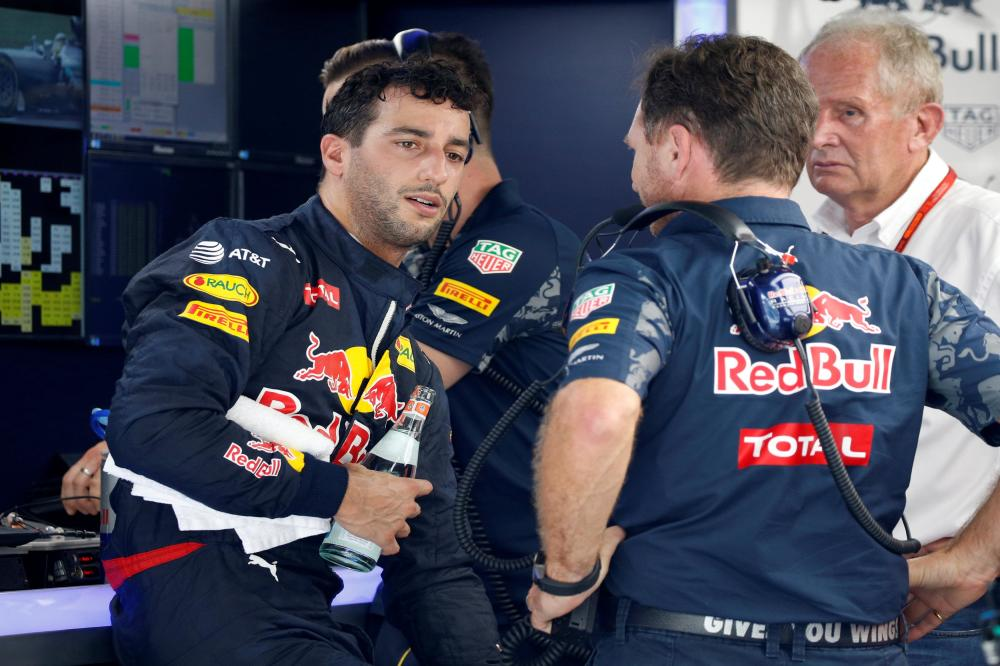 Ricciardo aware of 2017 mistakes