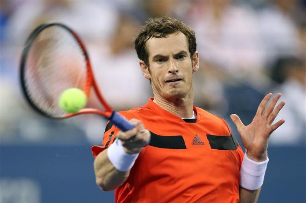 Murray reaches Shanghai final