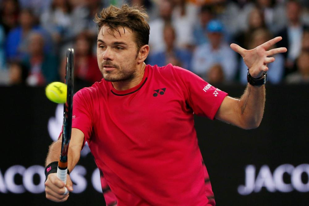 Wawrinka reveals quit thoughts