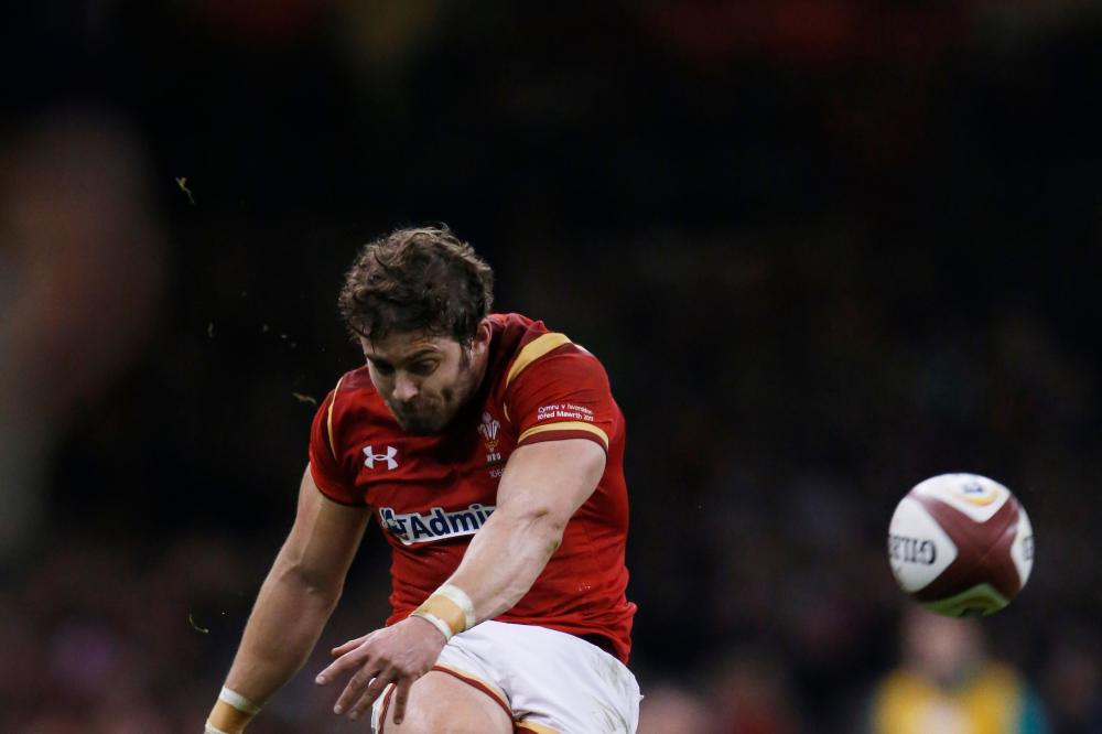 Halfpenny relishing Toulon reunion