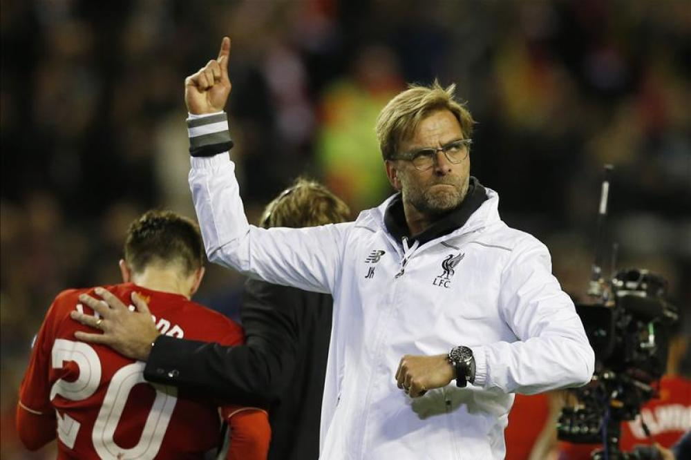 Klopp gives his verdict on Reds squad