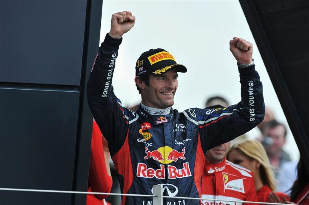 No favourites at Red Bull - Webber