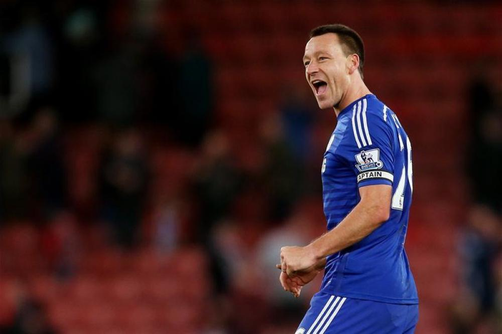 Terry boost for Chelsea