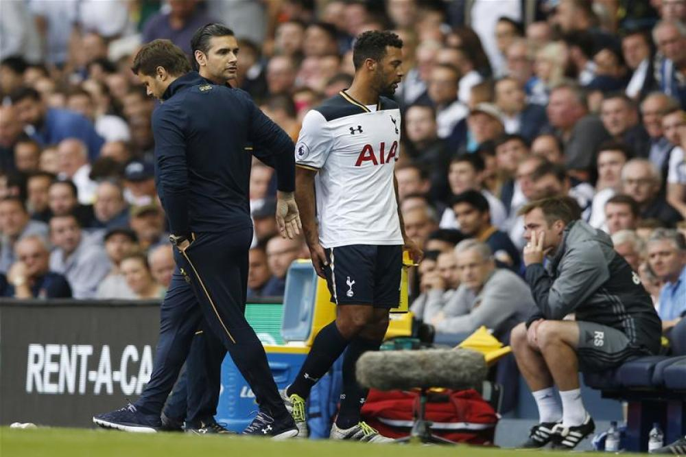 Dembele struggling with foot injury